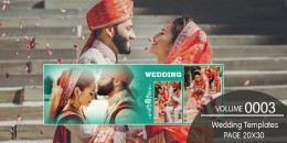 Wedding Templates 20X30 - 0003