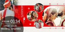 Wedding Templates Volume 12X36-0134